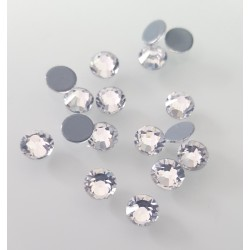 Strass crystal 12 facettes HOTFIX