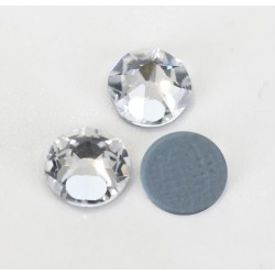 Strass crystal 16 facettes HOTFIX