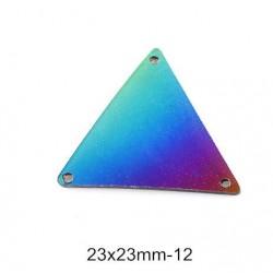 Miroirs à coudre multicolor P12 23X23