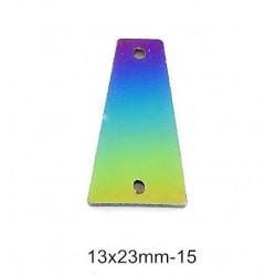 Miroirs à coudre multicolor P15 13X23