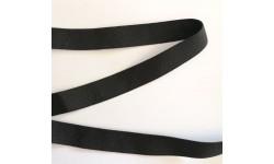 Elastique noir 20 mm souple